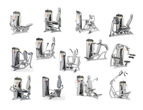 Hoist ROC-IT Seletorized 13 Piece Circuit - Fitness Trendz USA