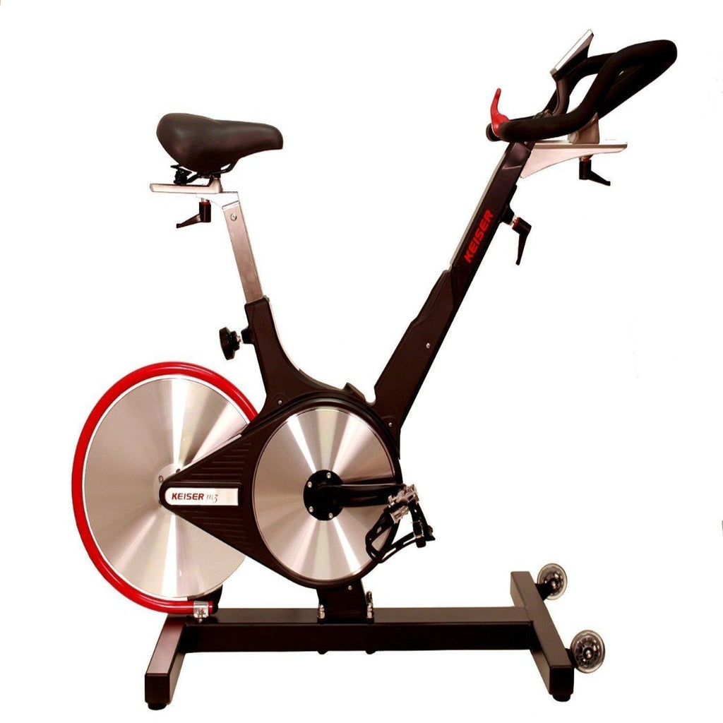 Keiser M3 Plus Indoor Cycle - Fitness Trendz USA