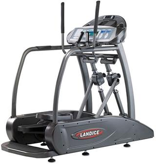 Landice E7 Elliptical - Fitness Trendz USA