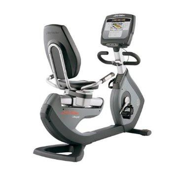 Life Fitness 95R Inspire Recumbent Lifecycle - Fitness Trendz USA
