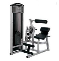 Life Fitness Fit Series Ab Back Combo - Fitness Trendz USA