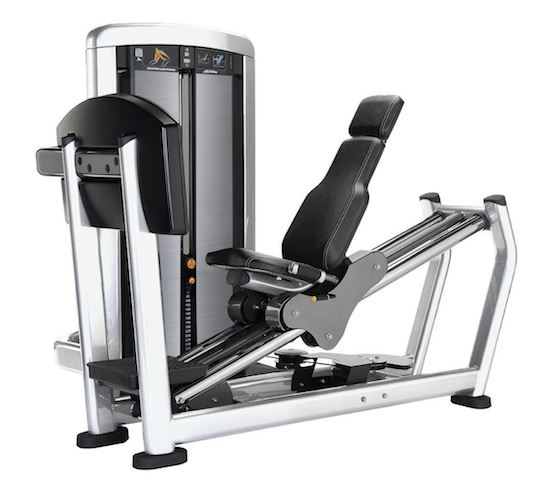Life Fitness Insignia Series Seated Leg Press - Fitness Trendz USA