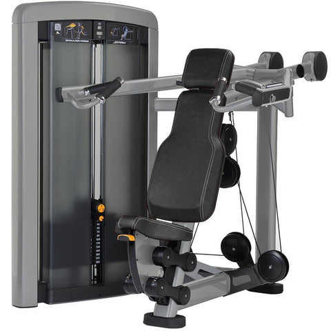 Life Fitness Insignia Series Shoulder Press - Fitness Trendz USA
