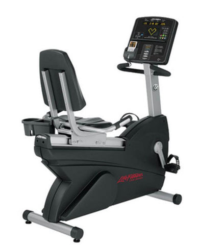 Life Fitness Integrity Series Recumbent Bike - Fitness Trendz USA