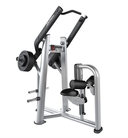 Life Fitness Plate Loaded Signature Series Front Pulldown - Fitness Trendz USA