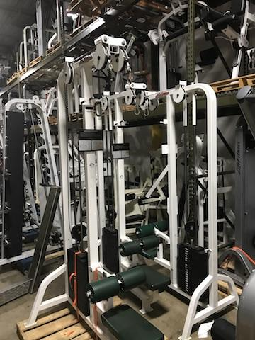 life fitness pro dual pulley lat pulldown  affordable