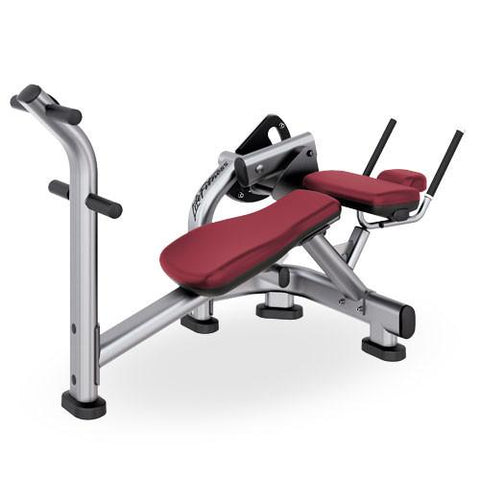 Life Fitness Signature Series Ab Crunch Bench - Fitness Trendz USA