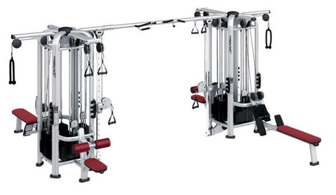 Life Fitness Signature Series Multi Station MJ8 - Fitness Trendz USA