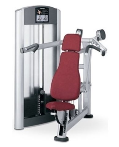 Life Fitness Signature Series Shoulder Press - Fitness Trendz USA