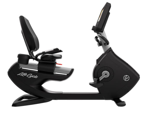 Lifecycle 95RS Recumbent Bike - Fitness Trendz USA