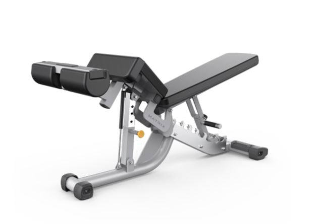 Matrix Fitness Multi-Adjustable Bench with Decline - Fitness Trendz USA