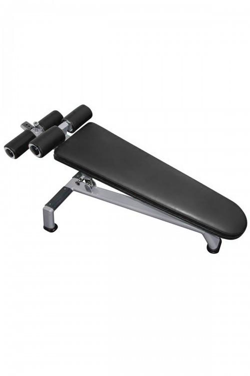 Muscle D Fitness Adjustable Decline Bench - Fitness Trendz USA
