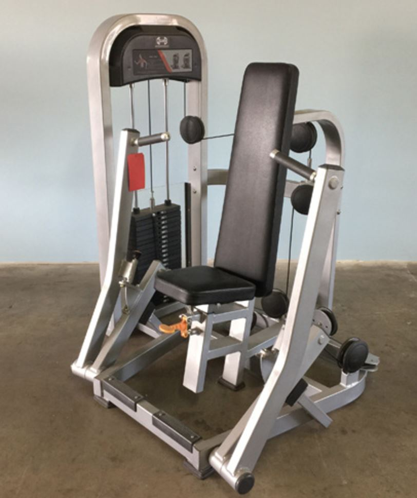 Muscle D Fitness Classic Chest Press - Fitness Trendz USA