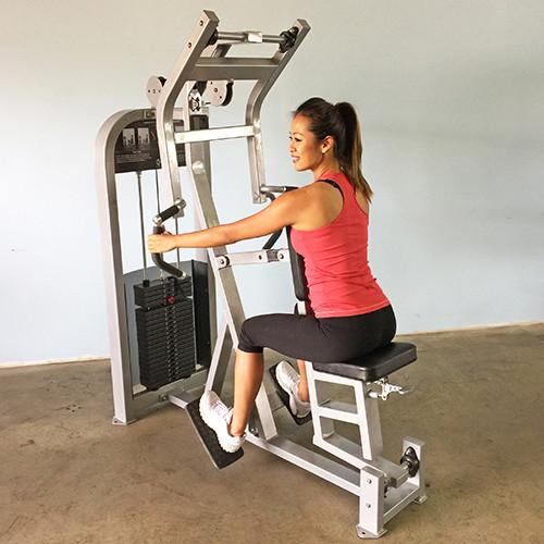 Muscle D Classic Seated Row - Fitness Trendz USA