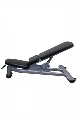 Muscle D Fitness Deluxe Adjustable Bench - Fitness Trendz USA