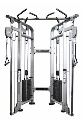 Muscle D Fitness Dual Adjustable Pulley 95 Inch DAP - Fitness Trendz USA