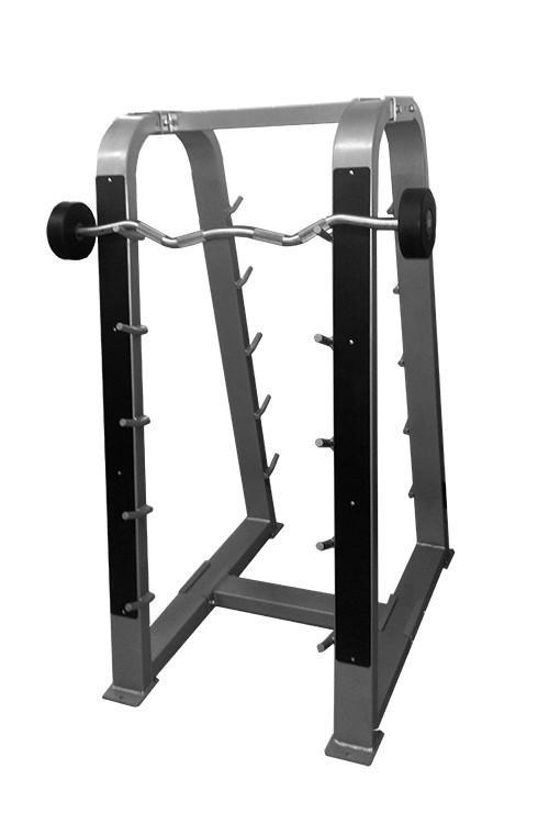 Muscle D Fitness Barbell Rack - Fitness Trendz USA