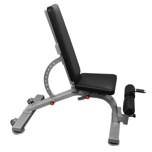 Muscle D Fitness Flat Incline Decline Bench - Fitness Trendz USA