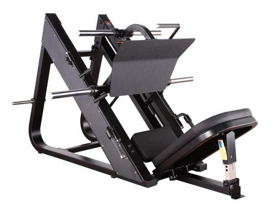 Muscle D Fitness Icarian Style Leg Press - Fitness Trendz USA