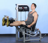 Muscle D Leg Extension Prone Leg Curl Combo Machine - Fitness Trendz USA