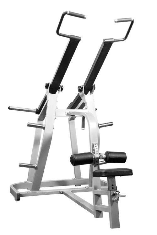 Muscle D Power Leverage ISO Lateral Lat Pulldown - Fitness Trendz USA
