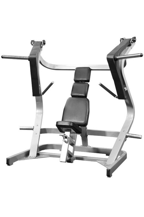 Muscle D Power Leverage ISO Lateral Wide Chest Press - Fitness Trendz USA