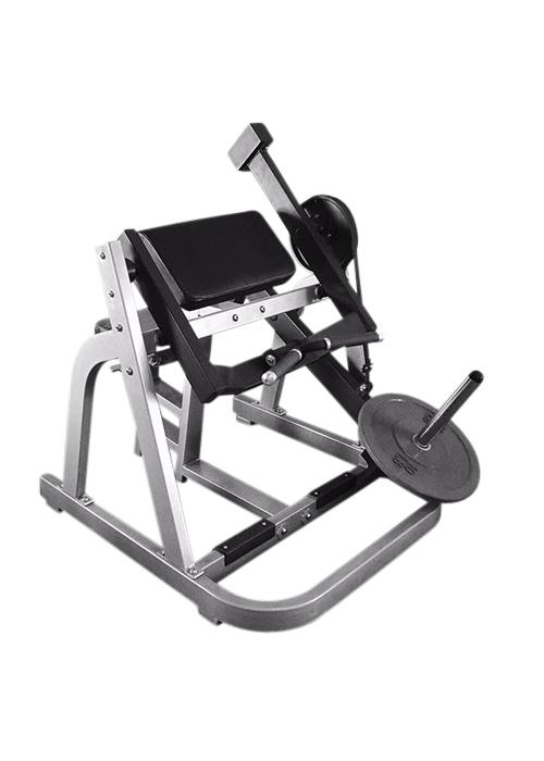 Muscle D Power Leverage Seated Arm Curl - Fitness Trendz USA
