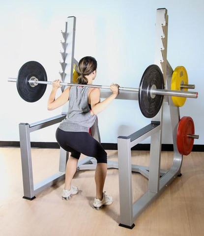 Muscle D Squat Rack - Fitness Trendz USA