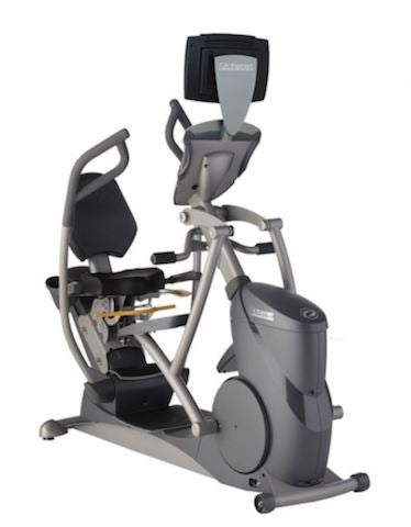 Octane Fitness XR6000 Recumbent Elliptical with TV - Fitness Trendz USA