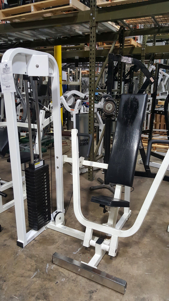 Paramount Fitness Chest Press - Fitness Trendz USA
