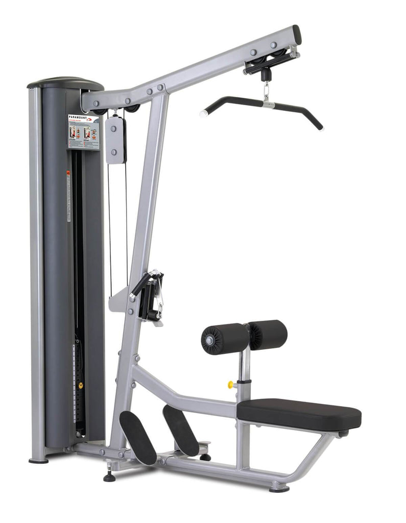 Paramount Fitness Line Lat Pulldown / Seated Row - Fitness Trendz USA