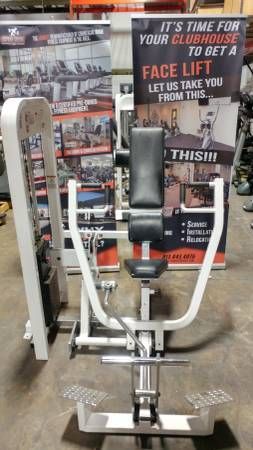 Paramount Fitness PL-2600 Seated Chest Press - Fitness Trendz USA