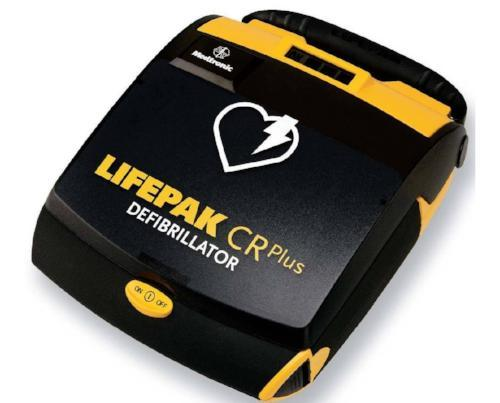 Physio-Control Lifepak CR Plus Defibrillator - Fitness Trendz USA