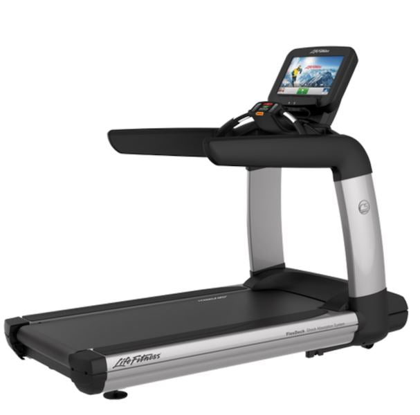 Life Fitness Platinum Club Series Treadmill Discover SE3 Console - Fitness Trendz USA