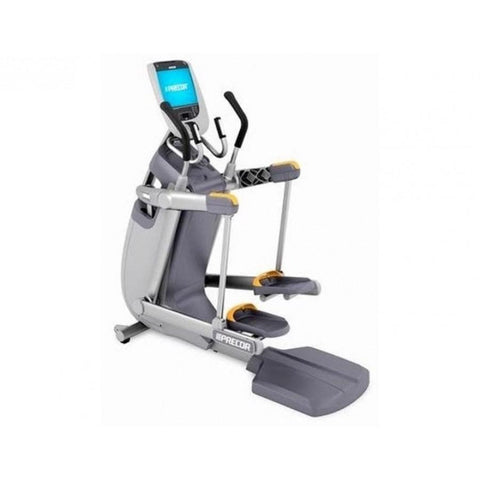 Precor AMT 885 with P80 Non Open Stride Adaptive Motion Trainer - Fitness Trendz USA