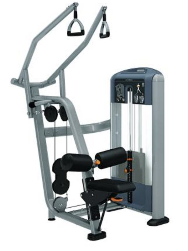 Precor Discovery Diverging Lat Pulldown - Fitness Trendz USA