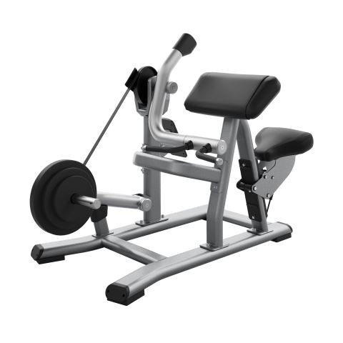 Precor Discovery Series Plate Loaded Biceps Curl - Fitness Trendz USA