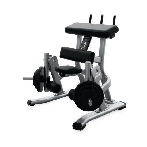 Precor Discovery Series Plate Loaded Leg Curl - Fitness Trendz USA