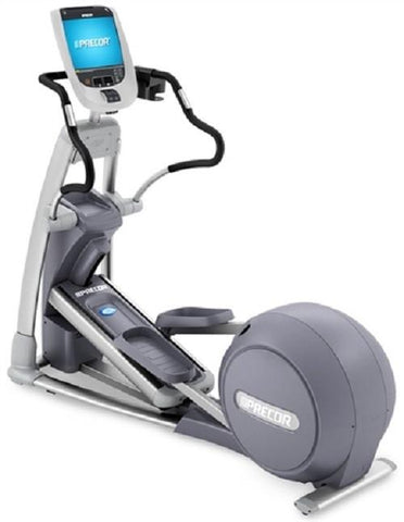 Precor EFX 883 Elliptical with P80 Console - Fitness Trendz USA