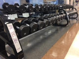 Precor Icarian 2 Tier Dumbbell Rack - Fitness Trendz USA