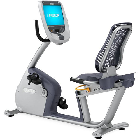 Precor RBK 885 Recumbent Bike - Fitness Trendz USA