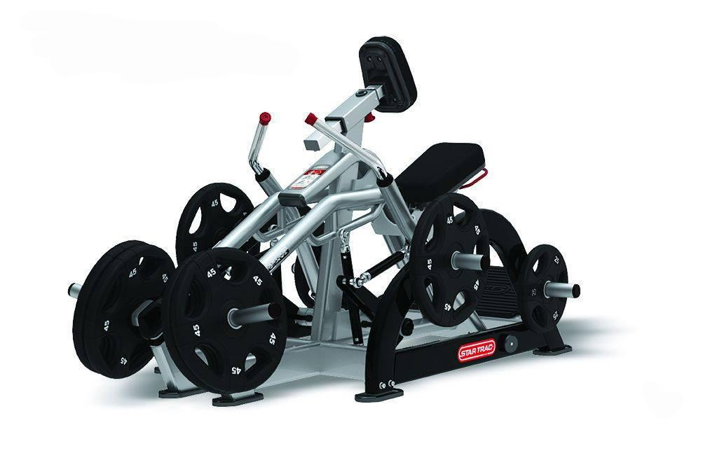 Star Trac Leverage Low Row - Fitness Trendz USA