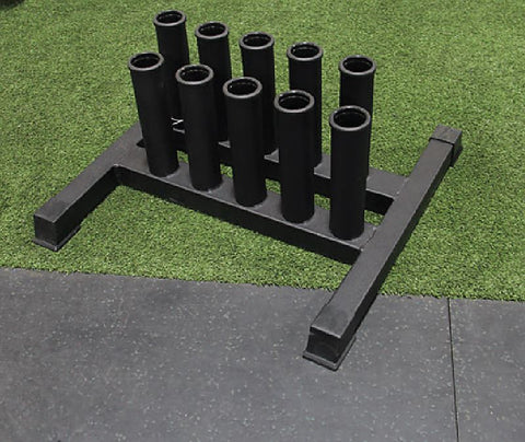 Strencor 10 Barbell Storage Rack - Fitness Trendz USA