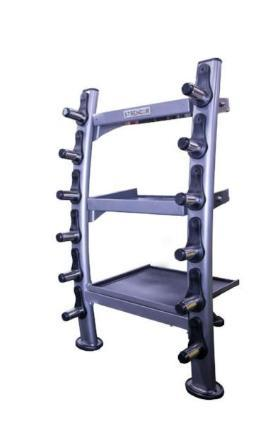 Strencor Accessory Rack Platinum Series - Fitness Trendz USA