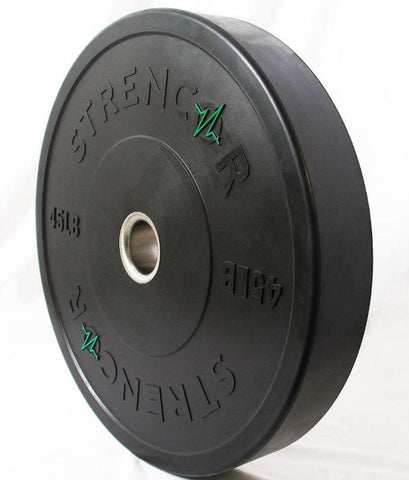 Strencor Bumper Plates - Pairs - Fitness Trendz USA