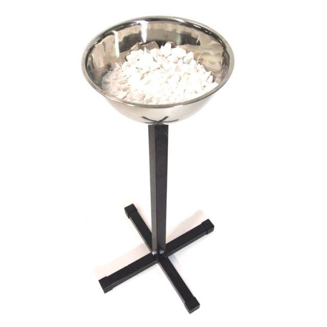 Strencor Gym Chalk Bowl with Stand - Fitness Trendz USA