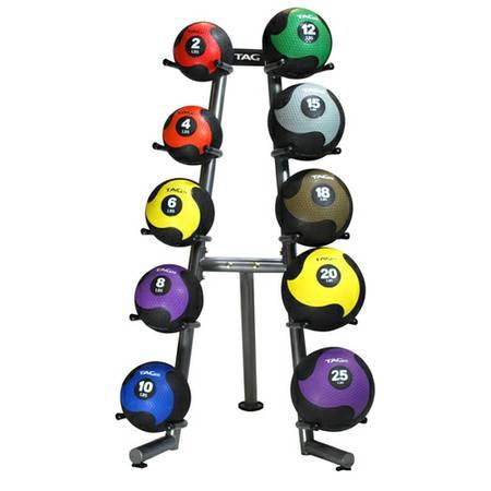 TAG Fitness Medicine Ball Rack - Fitness Trendz USA