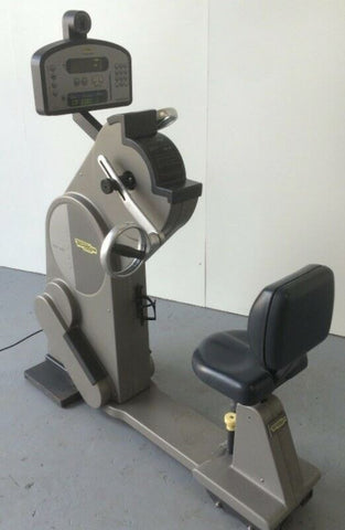 TechnoGym XT Pro 600 UBE Upright Bike - Fitness Trendz USA