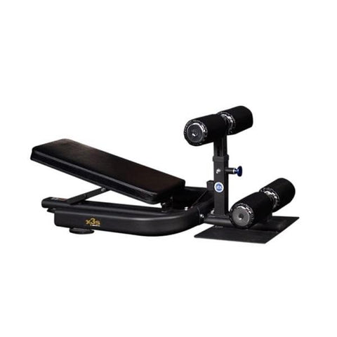 The Abs Company X3S Bench - Fitness Trendz USA