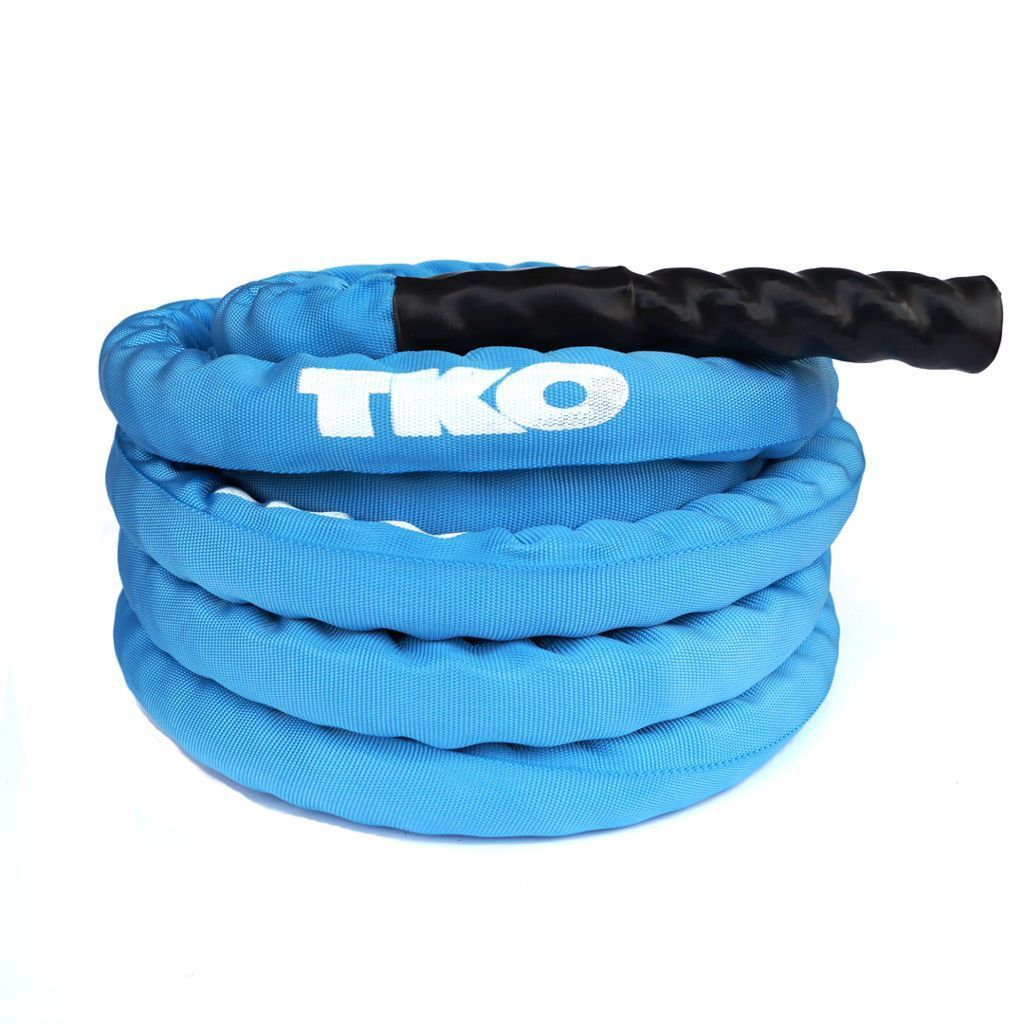 TKO Strength & Performance 30 FT Deluxe Battle Rope - Fitness Trendz USA